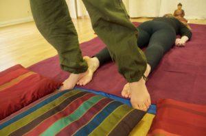 Massage Thaï pieds