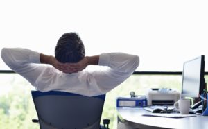 Relax au travail. Anti-stress