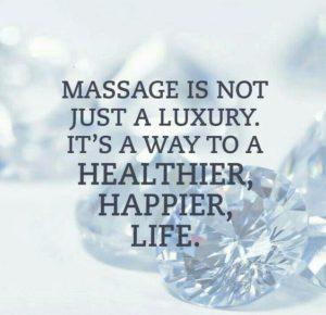 massage un chemin pour une vie plus heureuse et en meilleure santé