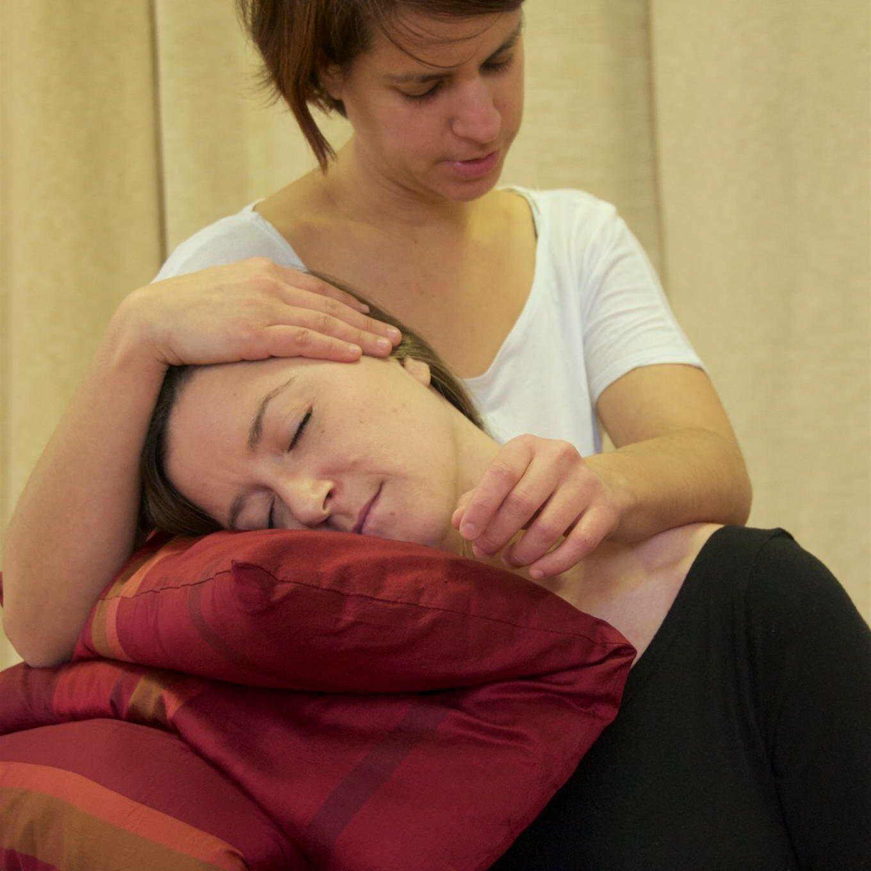 Massage cou